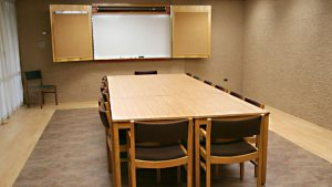 Interior of Meeting Room A