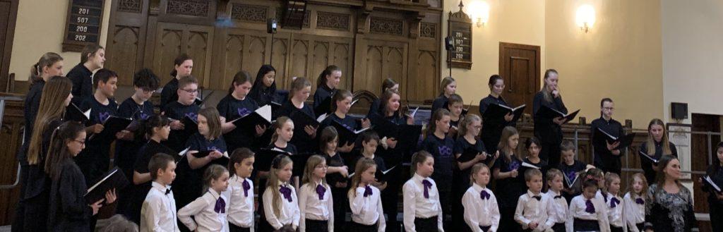 Youth Choir - Dec 2019