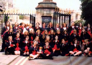 England Tour, 1998