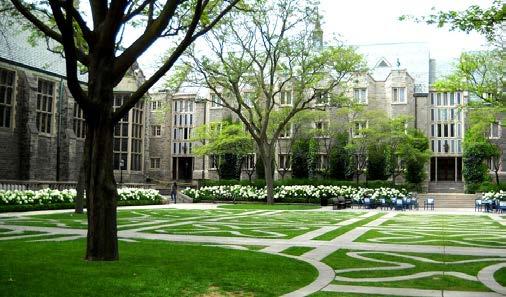 Courtyards | Campus Master Plan