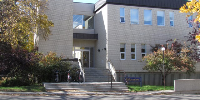 Education building