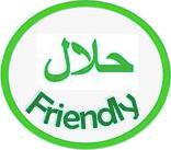 Halal Friendly Symbol