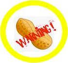 Contains Peanut Symbol