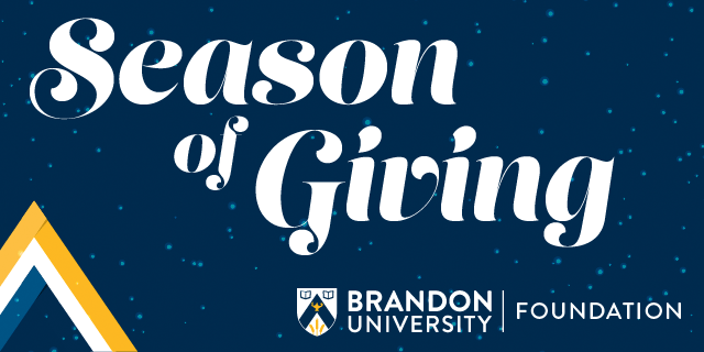 Season of Giving banner graphic