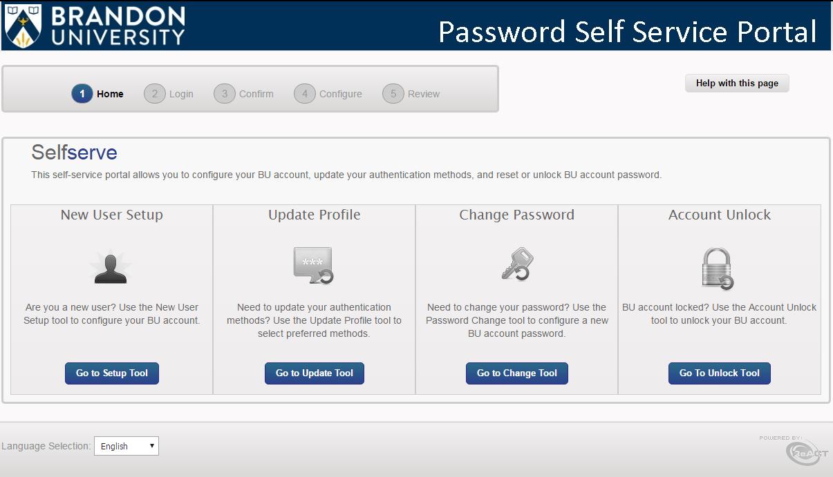Password Reset Instructions | Helpdesk