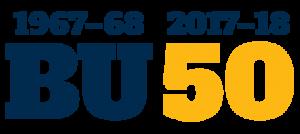 BU50 logo