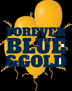 Forever Blue & Gold