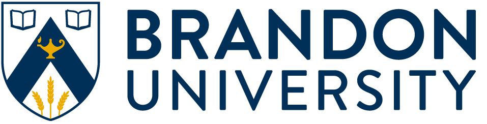 Image result for brandon university logo