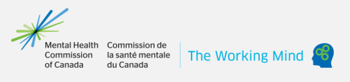 The Working Mind Program from Mental Health Commission of Canada