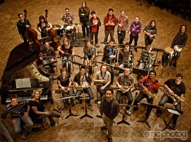 a study on the music of jazz Students searching for an environment in which they will learn how to play and  gain experiences that will open doors will thrive in the jazz studies program (an .