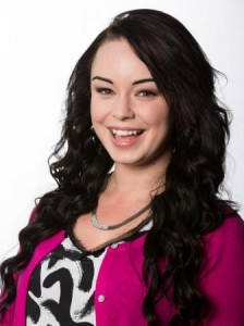 Alea Ciecko, BU nursing student and Canada's Smartest Person contestant, 2014 (web)
