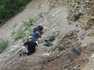 Brandon University students wrap fossil discoveries at Driftwood Canyon, BC