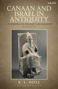 Canaan and Israel in Antiquity, book cover