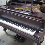 Photo of grand piano