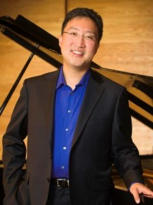 Dr. Michael Kim, AVP External and Dean of the School of Music
