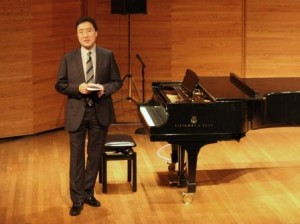 Dr. Michael Kim, Dean, School Of Music (web)