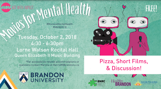 Bu Film Event To Help Fight Stigma Of Mental Illness Through