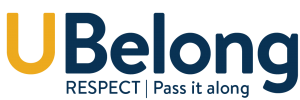 UBelong Respect Pass it Along logo