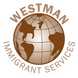 Westman Immigrant Services Logo