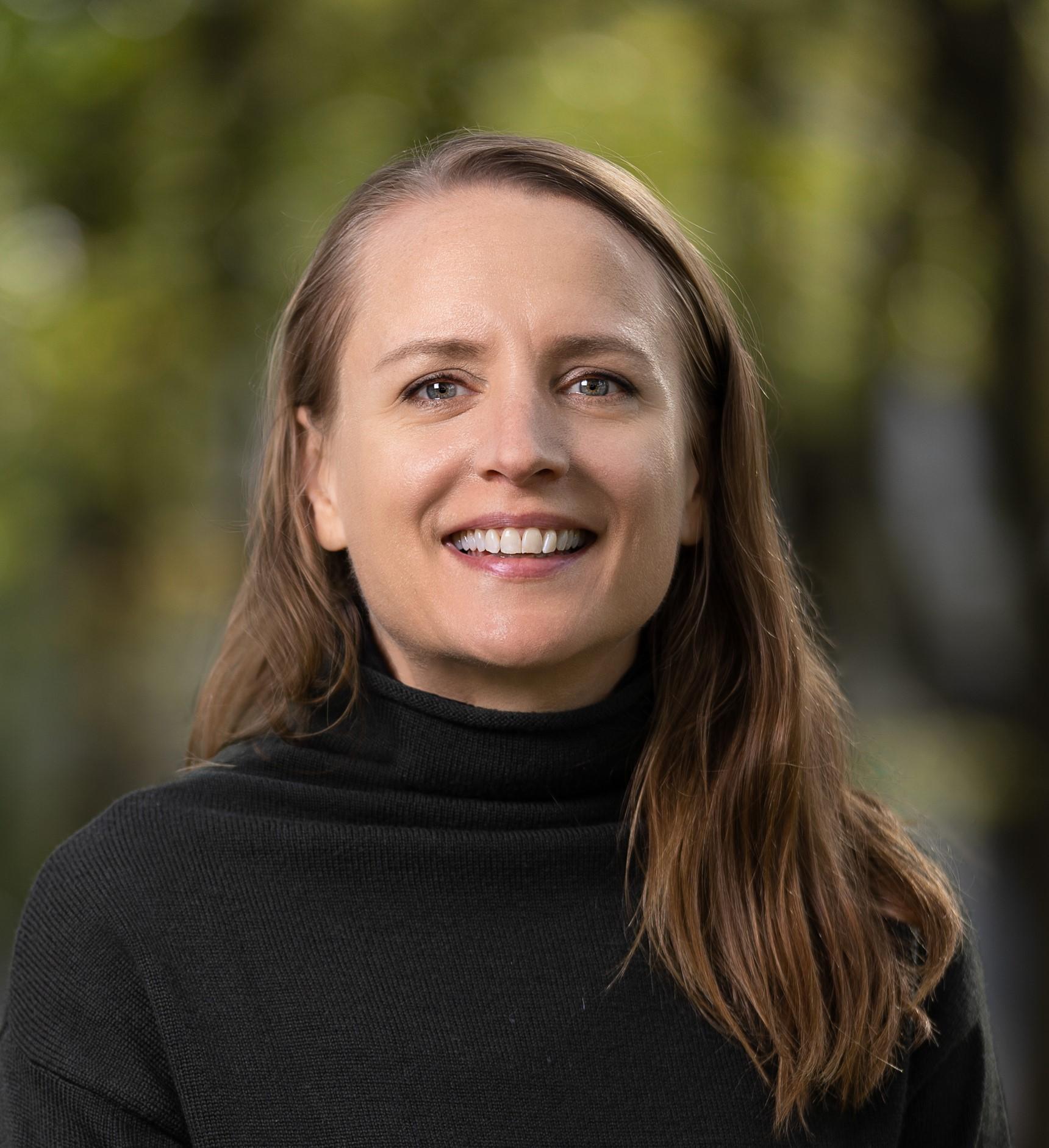 Shannon D. M. Moore