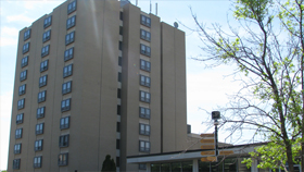 McMaster Hall - All Gender Residence Building