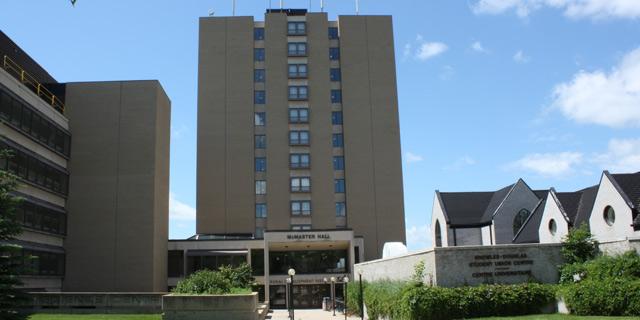 McMaster Hall - All Gender Residence Building