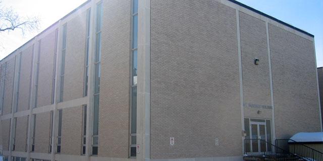 Brandon University Senate Office