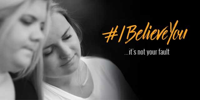 #IBelieveYou banner