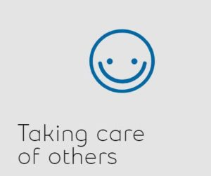 taking care of others