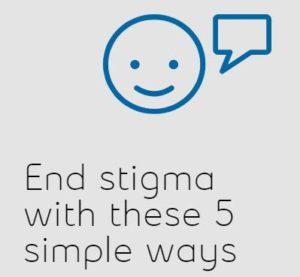 end stigma with 5 simple ways