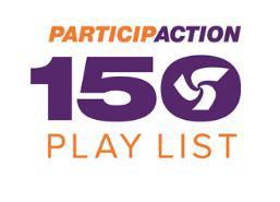 ParticipACTION 150 Play List logo