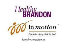 Healthy Brandon in Motion logo